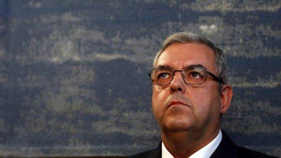 Joaquim Leitão, presidente demissionário da Autoridade Nacional da Proteção Civil