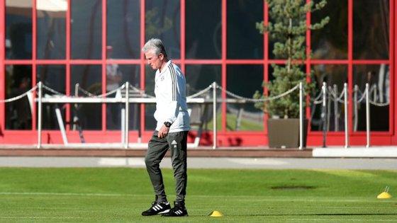 Jupp Heynckes regressou a uma casa que conhece bem: é a quarta vez que assume o comando do Bayern