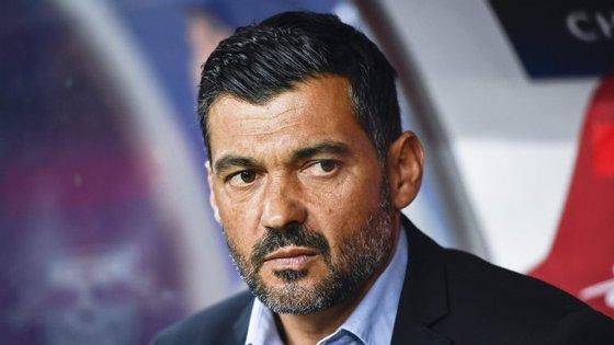 Sérgio Conceição assegura que derrota em Leipzig não irá afetar caminhada do FC Porto na Liga e na Champions