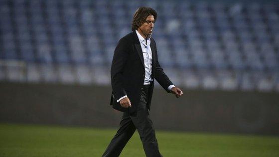 Ricardo Sá Pinto voltou aos triunfos e Standard Liège subiu de forma provisória ao oitavo lugar