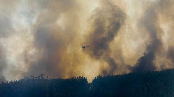 Os incêndios do passado domingo provocaram a morte de 44 pessoas. Em Pedrógão Grande, morreram 64