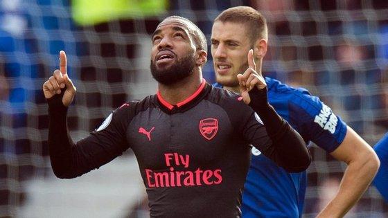 Arsenal subiu ao quinto posto, em igualdade pontual com o Chelsea