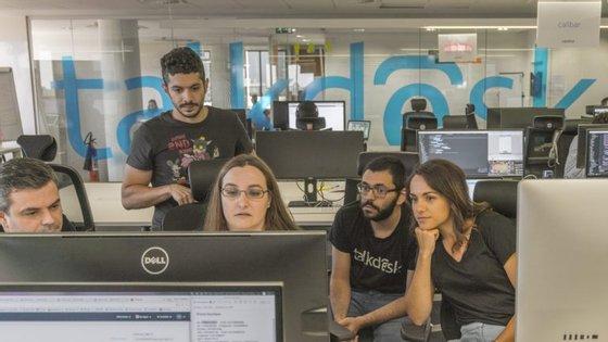 A Talkdesk vai apostar em parcerias com várias universidades, a fim de recrutar recém-licenciados