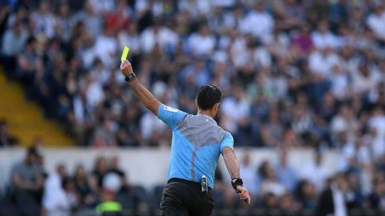 José Fontelas Gomes diz compreender a decisão dos árbitros de não estarem presentes nos jogos da Taça da Liga