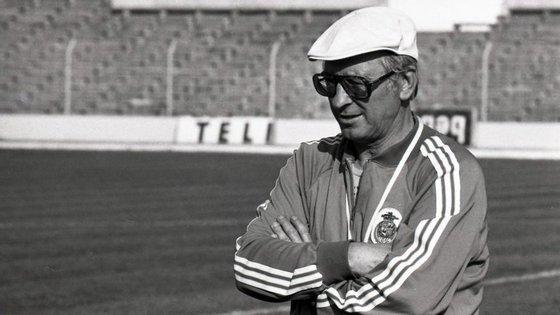 José Maria Pedroto foi uma figura marcante na história do FC Porto após ter sido campeão em 1959 com Osvaldo Silva