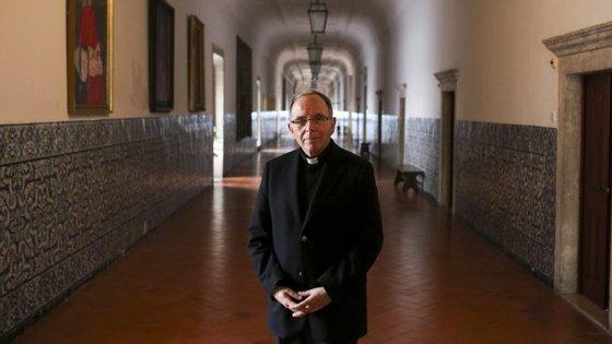 """""""Não ligaria o problema do celibato à falta de vocações"""", disse D. Manuel Clemente"""