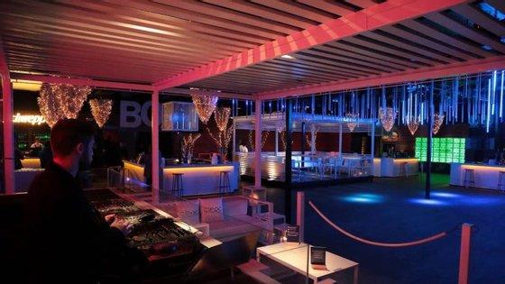 A discoteca foi encerrada por ordem do Ministério da Administração Interna a 3 de novembro