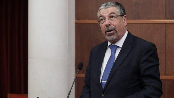 O presidente da ANMP falou no final de uma reunião preparativa do XXIII Congresso dos municípios portugueses