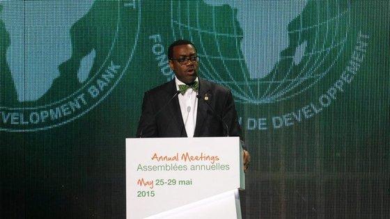 Akinwumi Adesina foi ministro da Agricultura na Nigéria