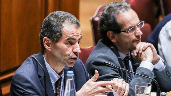 Manuel Heitor falou esta terça-feira na Assembleia da República sobre o OE 2018