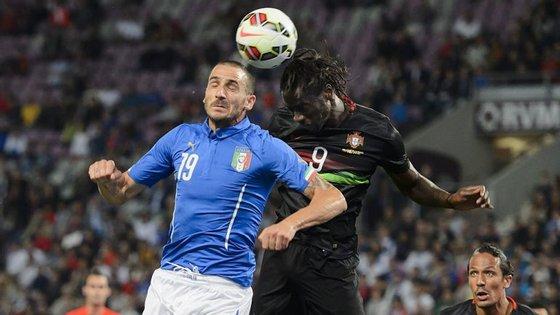 Éder decidiu o particular entre Portugal e Itália em junho de 2015 mas ninguém imaginava o quanto poderia mexer no futuro