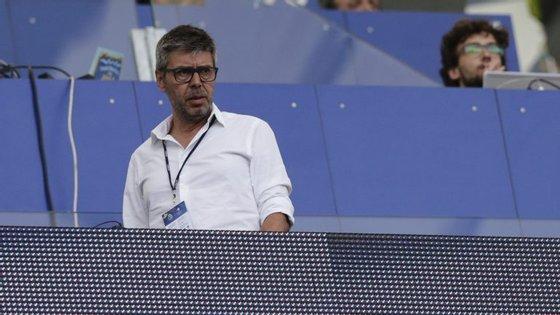 Francisco J. Marques, diretor de comunicação do FC Porto, apresenta esta sexta-feira livro que promete dar muito que falar