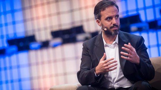 José Neves lançou a Farfetch em 2008. No palco principal da Web Summit, esteve a falar sobre a solidão dos líderes