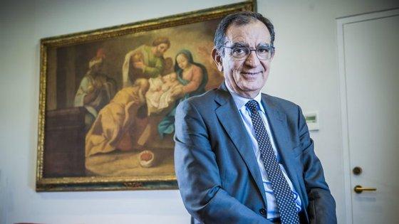 Edmundo Martinho sucedeu a Pedro Santana Lopes na liderança da Santa Casa