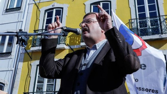 Carlos Silva discursou no encerramento do III Congresso da UGT de Setúbal