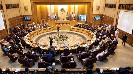 """A Liga Árabe sublinhou que a ONU """"deve assumir responsabilidades"""" com o objetivo de manter a paz e a segurança internacionais"""