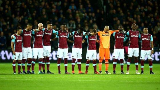 As coisas não estão a correr bem ao West Ham