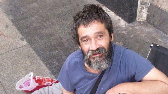 Imagem de Juan Mascuñano Torres na sua conta do Twitter, onde deu conta também da saída do hospital após pneumonia