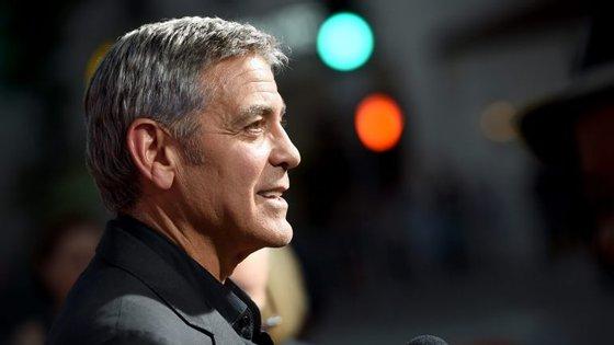 """George Clooney deixou """"Serviço de Urgência"""" há 22 anos"""