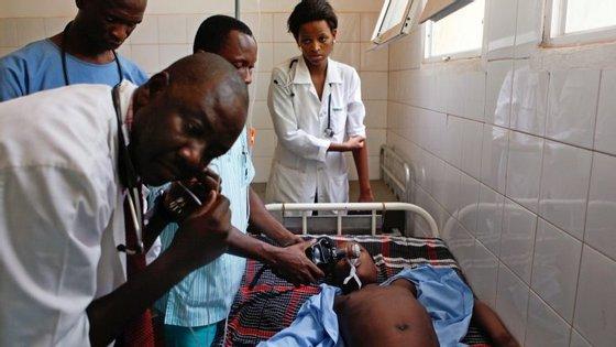 A sida representa a terceira causa de mortalidade e incapacidade na Guiné-Bissau