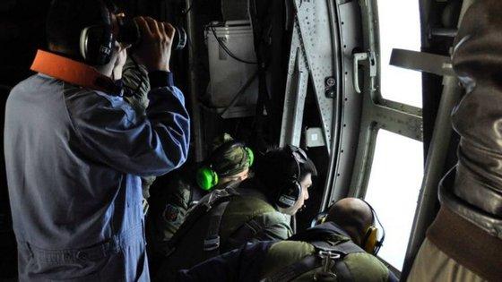 O submarino argentino San Juan desapareceu na madrugada do dia 15 de novembro