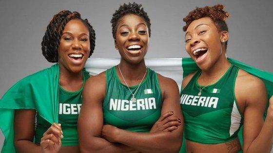 O trio de nigerianas que conseguiu um inédito apuramento de uma equipa africana para os Jogos Olímpicos de Inverno