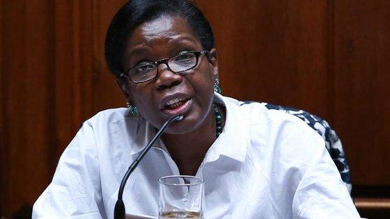 """Francisca Van Dunem revelou que o seu ministério também """"não recebeu, até ao momento, nenhum pedido de Timor-Leste"""""""