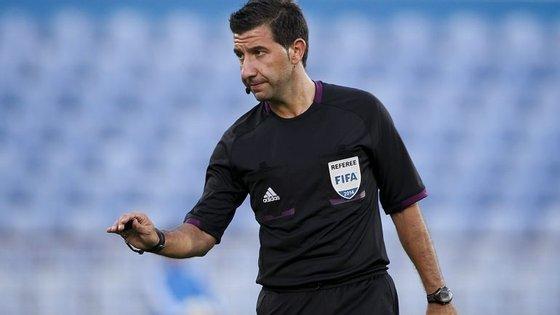Hugo Miguel é internacional e um dos mais cotados árbitros do atual quadro profissional