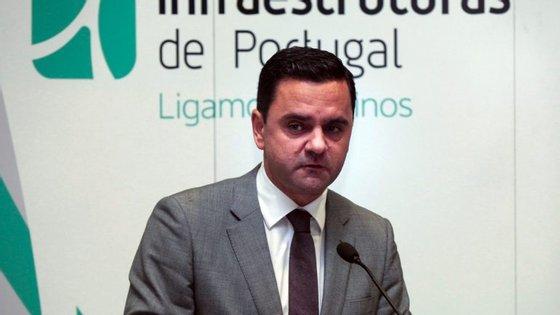 """Pedro Marques: a intervenção é """"uma obra importante para as Beiras como um todo"""""""