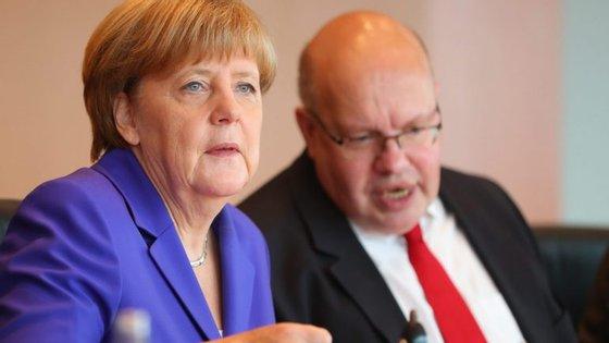 O partido de Angela Merkel venceu as eleições de 24 de setembro, mas sem maioria
