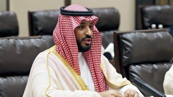 O herdeiro da casa real saudita expressou ainda a sua solidariedade para com o Egito pelas vítimas do atentado