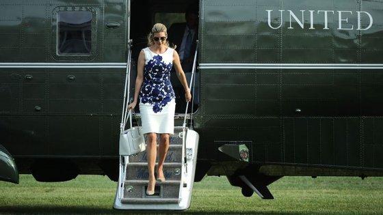 Ivanka Trump vai estar na Índia, mas sem diplomatas