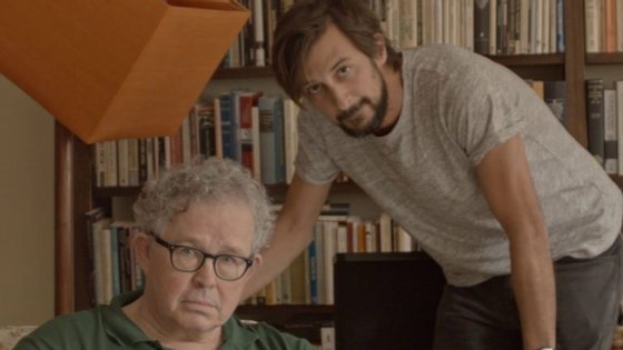 12 dos 13 episódios foram gravados na casa de Miguel Esteves Cardoso