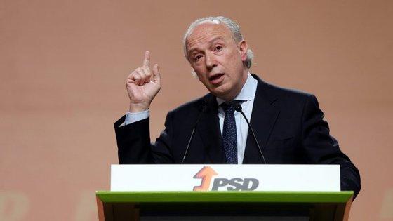 Pedro Santana Lopes recebeu o apoio de António Pinto Leite na corrida à liderança do PSD