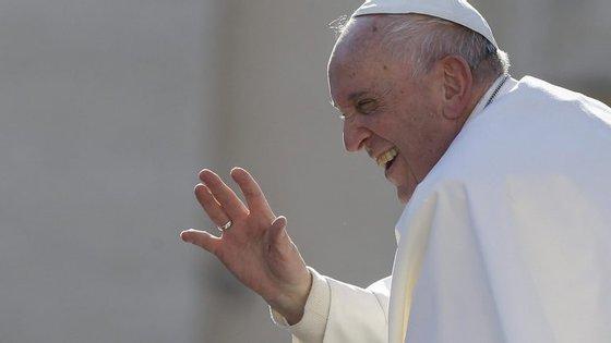 O Papa Francisco encontra-se em Myanmar desde segunda-feira