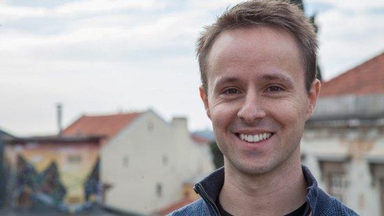 André Jordão fundou duas startups antes de criar a Barkyn. Uma não vingou, a outra teve de deixar para voltar para Portugal porque ia ser pai
