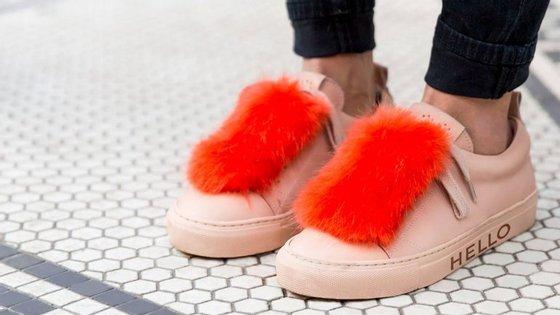 Sempre rasos, os sapatos da Josefinas vêm até Lisboa. A loja pop-up dura dois dias
