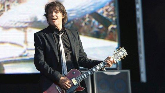 Zé Pedro, guitarrista e fundador dos Xutos & Pontapés, morreu aos 61 anos