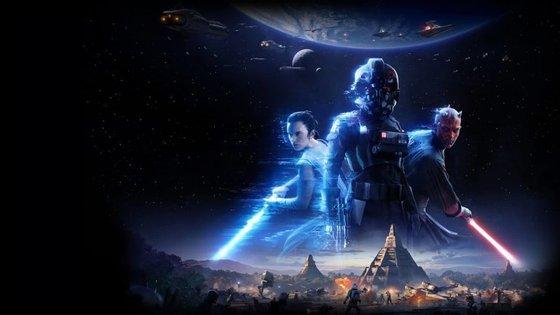 Star Wars Battlefront II é um jogo que possui personagens de todo o universo cinematográfico da série.