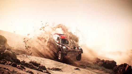 Dakar 18 é o videojogo oficial da prova e está a ser desenvolvido por um estúdio português