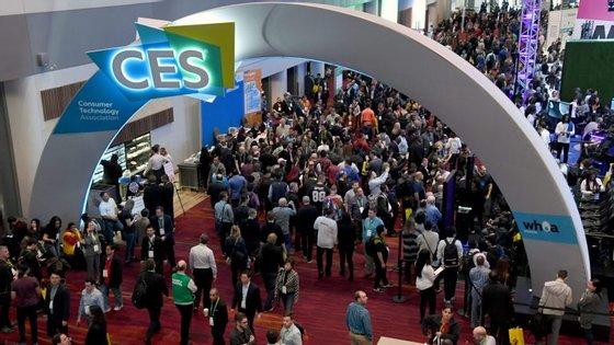 A CES 2018 decorreu entre 9 e 12 de janeiro, em Las Vegas (EUA)