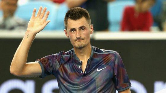 Bernard Tomic disse adeus ao Open da Austrália ainda na fase de qualificações e não poupou no discurso após a derrota