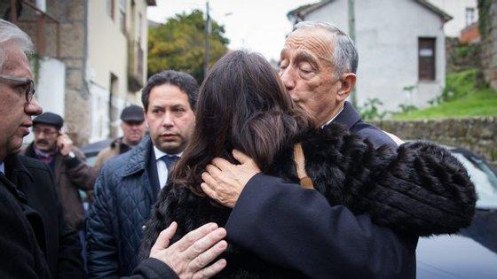 Marcelo mostrou-se disponível para se encontrar com os familiares das vítimas