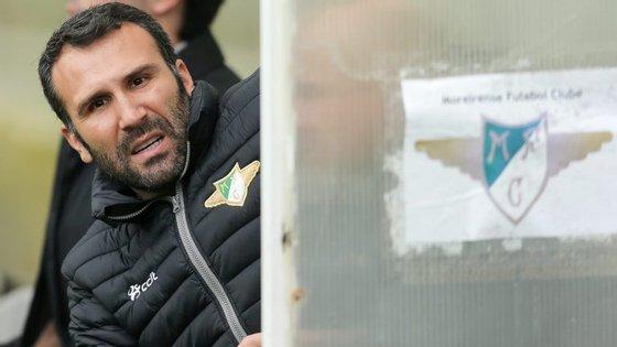 """""""Os jogadores estão preparados para encarar o jogo com a máxima responsabilidade"""", afirmou Sérgio Vieira"""