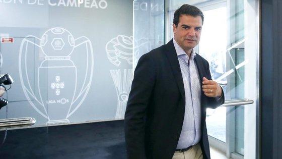"""""""O árbitro anulou bem o lance que nos deu golo. Não podemos apenas apontar os erros"""", disse Rui Pedro Soares"""