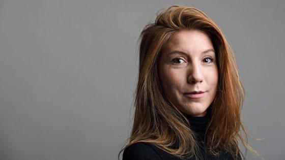 O corpo da jornalista sueca, Kim Wall, foi encontrado nas águas da Dinamarca