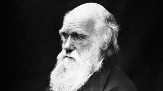 """Charles Darwin, o pai da evolução, escreveu """"A Origem das Espécies"""" em 1859"""