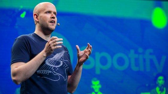 O Spotify conta com 70 milhões de subscritores do serviço premium
