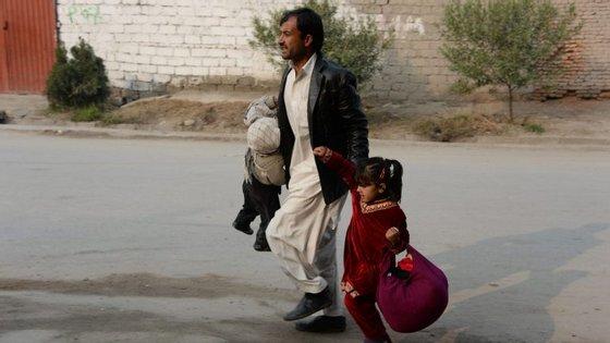 Jalalabad é a capital da província de Nangarhar, na fronteira com o Paquistão