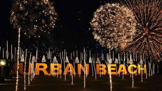A discoteca Urban Beach estava fechada desde o dia 3 de novembro
